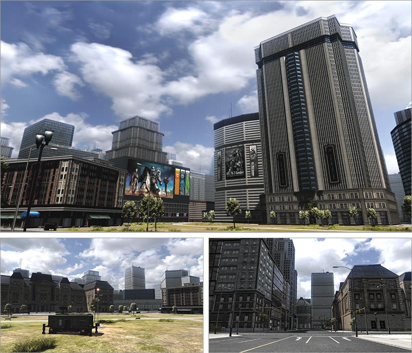 バトオペ2 無人都市マップ