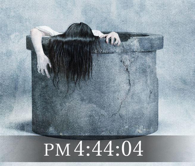 貞子2019 4時44分