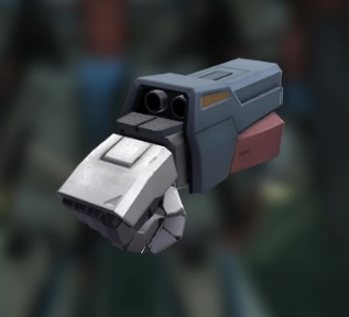 バトオペ2 Zガンダム 武装 腕部グレネード2