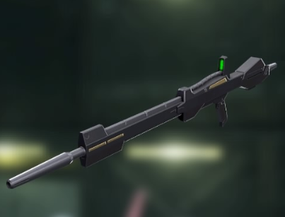 バトオペ2 Zガンダム 武装 専用ビームライフル2
