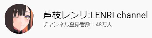 芦枝レンリ